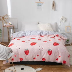 (总)橡果家纺 新款128*68多规格纯棉单品全棉被套