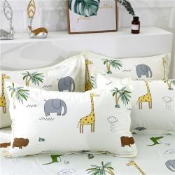 (总)馨雅家纺 新款12868纯棉单品枕套