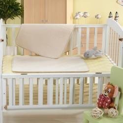 彩棉嬰兒3D隔尿墊立體防滑隔尿床墊新生兒防水尿墊寶寶尿墊