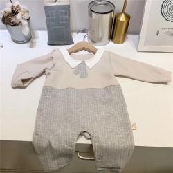 (总)麦吻 2019新款羊绒领结连体衣