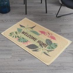 蔓小棉 丝圈地垫进门蹭蹭垫WELCOMEHOME