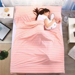 (總)樸卉家紡 2019新款水洗棉睡袋旅行睡袋隔臟睡袋第一批