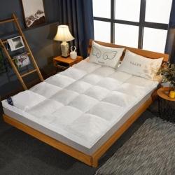 (总)嘉雅家纺 羽丝绒磨毛床垫