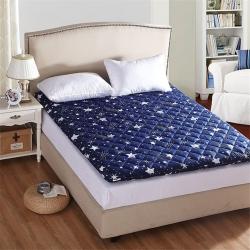 艾尚枕芯 加厚素色床垫流星雨
