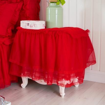 (总)好儿喜家纺 开心系列全棉单品床头柜罩一只