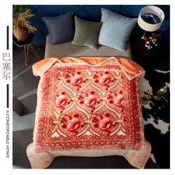 素堇 毛毯-双层云毯系列  巴塞尔