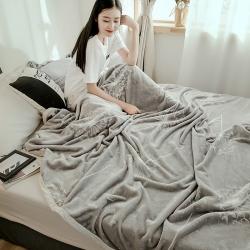 (总)沐灵家纺 云貂绒毛毯