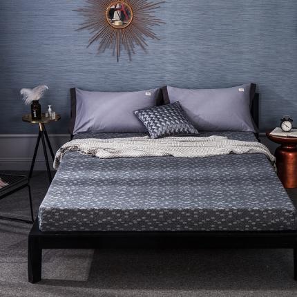 (总)棕康垫业 2019新款针织海绵床垫星空系列
