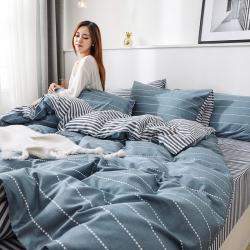 (总)琪缘 2019新款12868全棉四件套床单款
