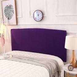(总)纤品绘 2018新款素色床头罩