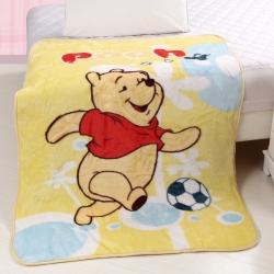 清仓  拉舍尔儿童卡通毛毯午睡毯