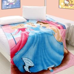 清仓 卡通珊瑚绒毛毯