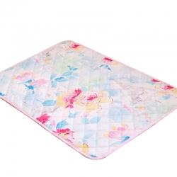清仓  全棉卧室床前地垫 可做女生经期垫