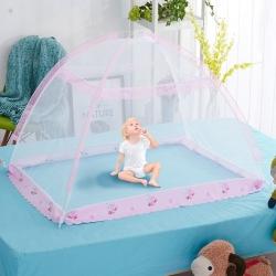 (总)小资生活 免安装婴儿蚊帐