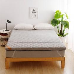(总)天艺床垫 珊瑚绒竹炭加厚款床垫