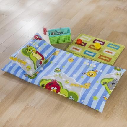 (总)吉咪兔家纺 12868小版花床垫+枕头两件套不含芯