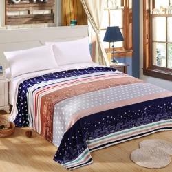 坦客毯業 柔軟親膚法萊絨毛毯