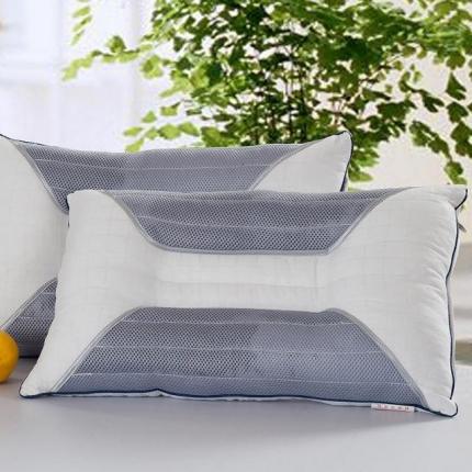 艾丽丝枕芯 儿童决明子枕30*50CM护颈助眠儿童学生枕头芯