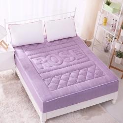 水洗棉床垫式床笠