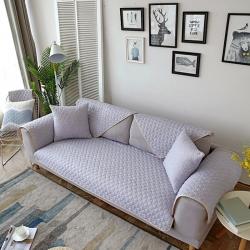 絨世家 2019新款單雙面沙發墊 繁星點點