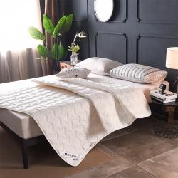 (總)布盧姆床墊  英威達全棉抗菌床墊(純色)薄款1.5厘米