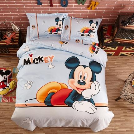 迪士尼家居馆 化纤磨毛套件MU-813