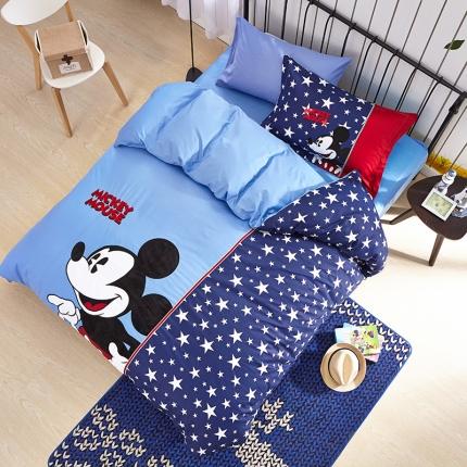 迪士尼家居馆 全棉印加绣套件床单款MU-520