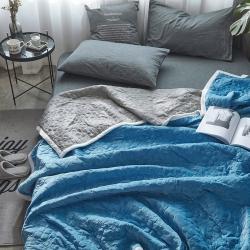 (总)懒人家居 2019新款水晶绒舒适毯