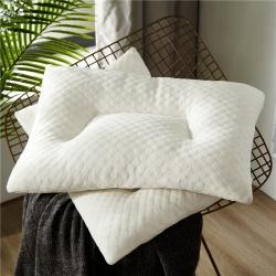 (总)暖心 2019新款乳胶颗粒枕