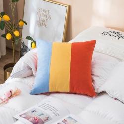 我喜歡家居館 2019新款麂皮絨抱枕款式一 風靡世界