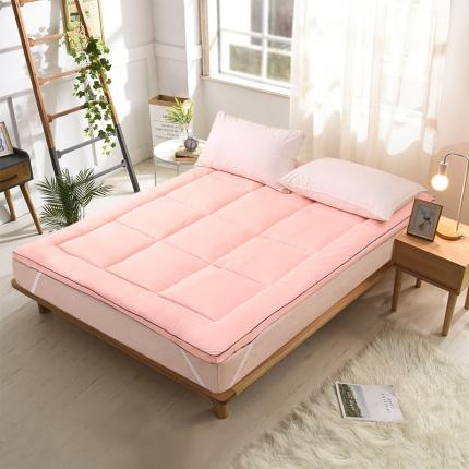 恒贵家纺 2019新款350克的直包床垫 玉色