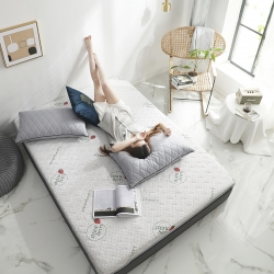依诺床垫  2019新款乳胶床垫6-10cm 草莓