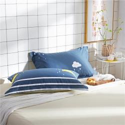 菲梵家紡 12868全棉單品枕套 愛在雨季