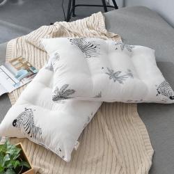 (总)伟邦家纺 特价枕黑白系列枕头