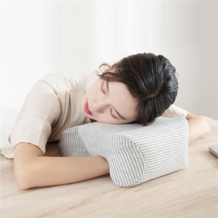 百思寒 2019新款午睡枕靠垫