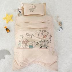 (總)小馬達 2019新款彩棉針織兒童套件