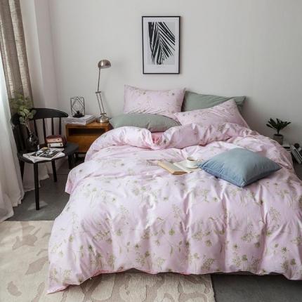 小米家居 2018新款全棉自然森系风系列床单款 阳光茉莉