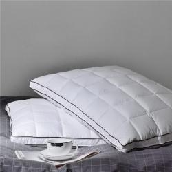 【新世嘉羽绒】三层立体羽绒枕