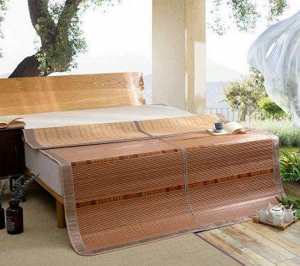 小木纹  竹席