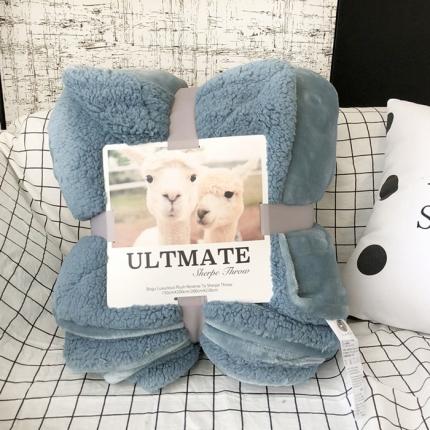 (总)卜古家纺 ULTMATE羊羔绒毛毯升级版