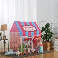 (總)夢想屋 兒童游戲屋分床神器游戲帳篷嬰童玩具卡通印花系列