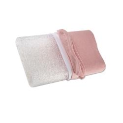 3D高分子透氣可水洗單人學生家用酒店枕芯夏季護頸椎枕頭