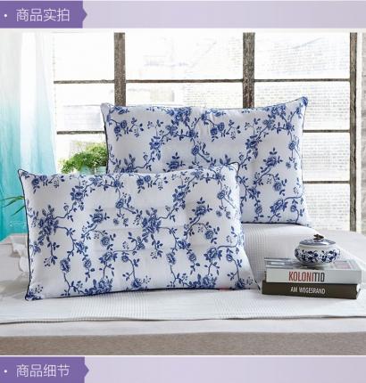 青花瓷保健枕