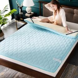 银离子抗菌床垫榻榻米学生宿舍床垫海绵垫1.5/1.8m床