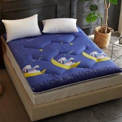 加厚款磨毛床垫床褥子单人双人垫被褥学生宿舍