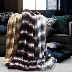 新物种家居 拉舍尔绒毯办公室午睡毯