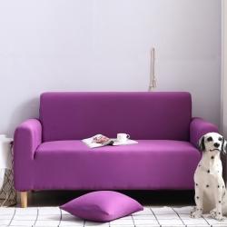 2019新款外贸天猫纯色沙发套全包万能套罩沙发垫沙发巾沙发布