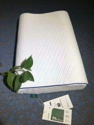 竹纤维方格乳胶枕乳胶枕头枕芯