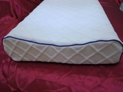 立体方格针织天然乳胶枕乳胶枕头枕芯