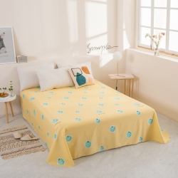 (总)约素家纺  2019年新款12868全棉单品床单